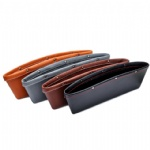 Car Seat Gap Pocket Catcher Organizer Leak-Proof Storage Bags Multifunctional Seat Gap Store Content Box